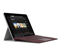 Microsoft Surface GO 4415Y/4GB/64GB/HD615/10' Win10Pro Commercial Silver JST-00004