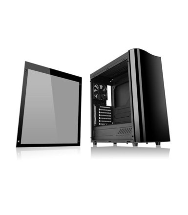 Thermaltake View 22 Tempered Glass - Black