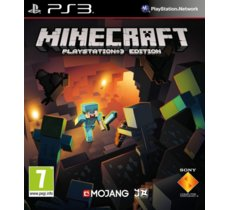 Sony Minecraft PS3 PL