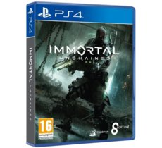 Cenega Gra PS4 Immortal Unchained