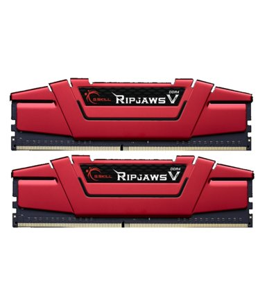 G.SKILL DDR4 8GB (2x4GB) RipjawsV 3000MHz CL15 rev.2 XMP2 Red