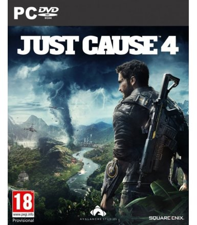 Cenega Gra PC Just Cause 4