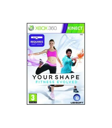 UbiSoft Your Shape: Fitness Evolved Kinect XBOX 360 ENG