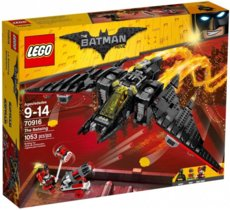 Batman Movie Batwing