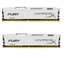 HyperX DDR4 Fury White 16GB/2666 (2*8GB) CL16