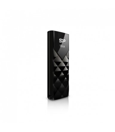 Silicon Power ULTIMA U03 16GB USB 2.0 LUX/LED/BLACK