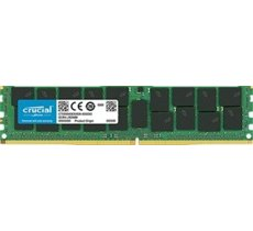 Crucial Pamięć serwerowa DDR4  64GB/2666(1*64) ECC     CL19 LRDIMM QRx4 Load Reduced
