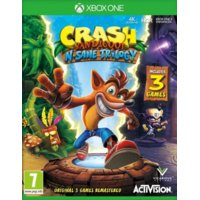 Cenega Gra Xbox ONE Crash Bandicoot N Sane Trilogy