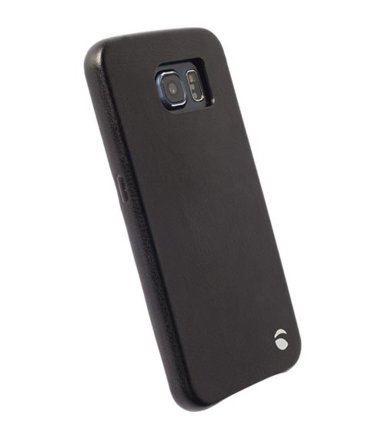 Krusell Etui Timra Cover do Samsung Galaxy S6 - czarny