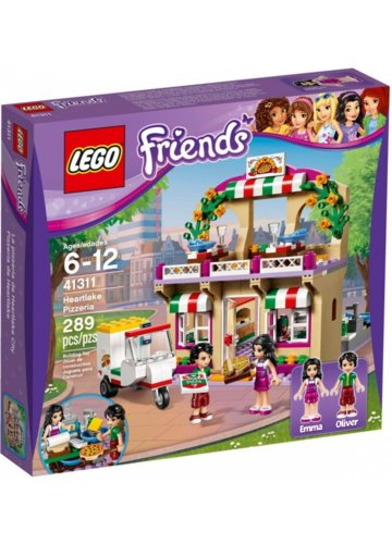 LEGO Friends Pizzeria w Heartlake GXP-630516