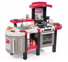 Smoby Kuchnia mini Tefal Superchef DeLuxe Bubble