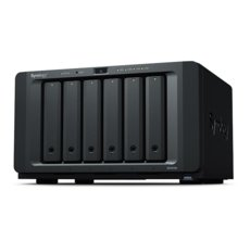 Synology DS1618+ 6x0HDD 4GB 4x2.1Ghz 4xGbE 2xM.2 PCIe