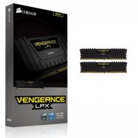 Pamię RAM DDR4 Corsair Vengeance LPX 16GB/2666(2*8GB) BLACK