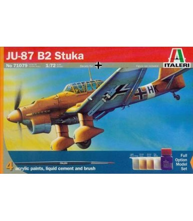 Model set 'home play' Junkers