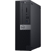 Dell Komputer Optiplex 5070 SFF W10Pro i7-9700/16GB/256GB SSD/Intel UHD 630/DVD RW/KB216 & MS116/3Y BWOS