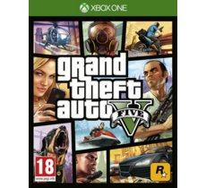 Cenega Grand Theft Auto V Xbox One PL/ENG