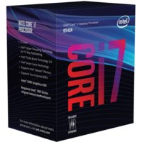 Intel CPU Core i7-8700K BOX 3.70GHz, LGA1151
