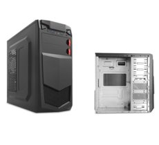 EVEREST 322B Obudowa Midi Tower ATX/mATX USB3.0