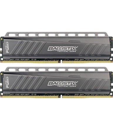 Ballistix DDR4 Tactical 16GB(2*8GB)/2666 CL16 DR x8