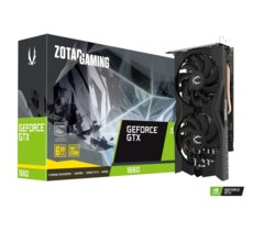 ZOTAC Karta graficzna GeForce GAMING GTX 1660 6GB GDDR5 192BIT HDMI/3DP