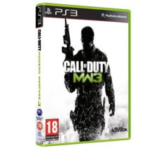 Activision Gra PS3 Call of Duty Modern Warfare 3