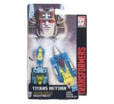 Hasbro Transformers Generations Titan Masters Nightbeat